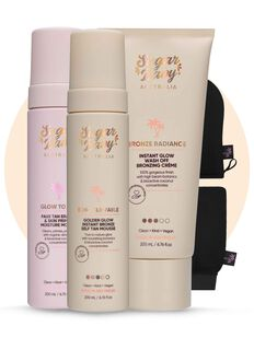 THE GLOW-FESSIONAL Tanning Bundle